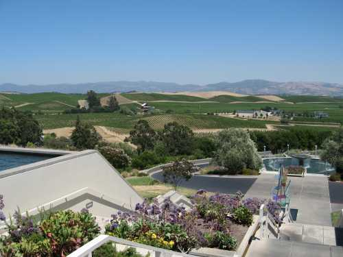 Artesa Vineyards and Winery