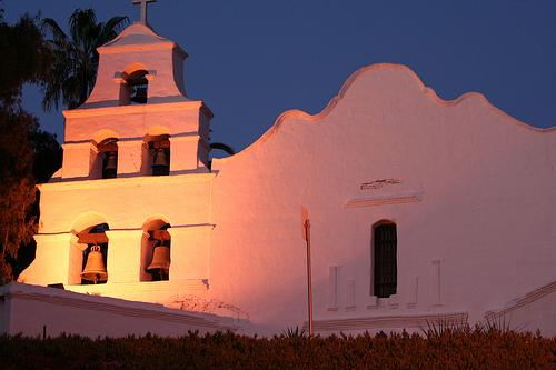 San Diego de Alcalam Mission