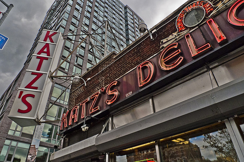 Katz Deli New York