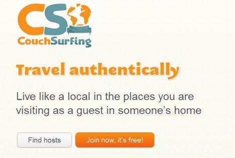 CouchSurfing.org