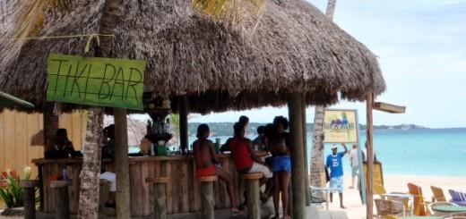 Jamaica Negril Tiki Bar