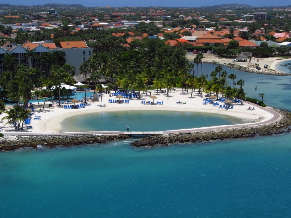 Aruba Resort Lagoon