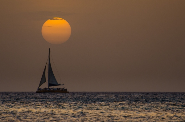 Aruba Sunset Cruise Sail