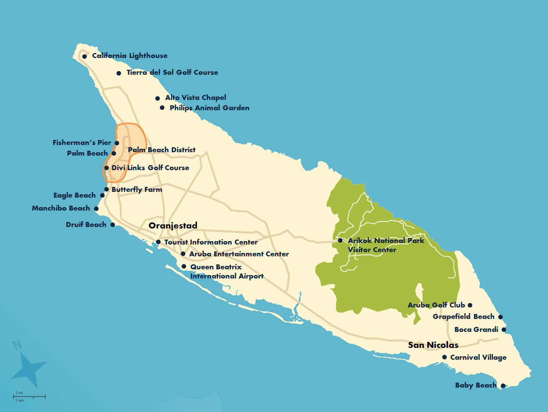 Aruba Vacation Tips | Tenfirst Travel on map of aruba map, map of us and aruba, map of caribbean, map of divi village, map of riu palace aruba, map of aruba cruise port, map of bahamas and aruba, map of aruba sights, map of aruba renaissance, aruba sightseeing attractions, map of dutch village, map of paradise beach villas, map of eagle beach resorts, map of aruba timeshares, aruba tourist attractions, map of aruba resorts, map of islands near aruba, map of arikok national park, map of aruba beaches, map of aruba casinos,