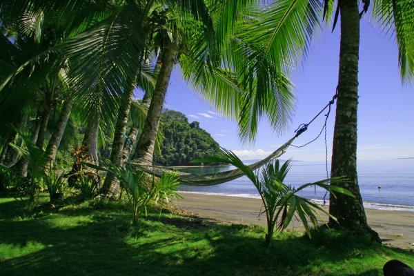Costa Rica Puntarenas Blanca Resort Hammock