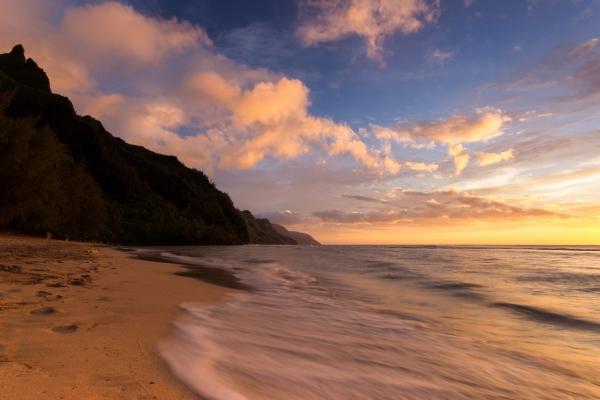 Kauai Ke'e Beach