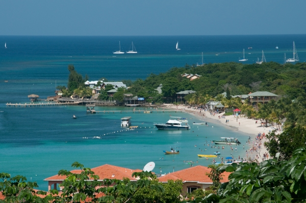 Roatan Honduras West End Beach